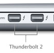 picture of thunderbolt port