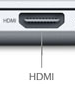 picture of hdmi port